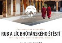 Rub a líc bhútánského štěstí - Jihlava
