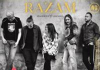Koncert RAZAM - Marešová  Yasinski