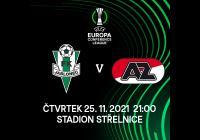 FK Jablonec vs. AZ Alkmaar Evropská konferenční liga UEFA