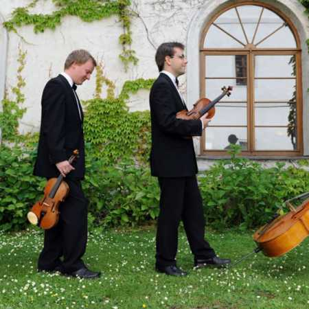 Komorní cyklus: Zemlinského kvarteto & Jan Brabec & Jan Souček