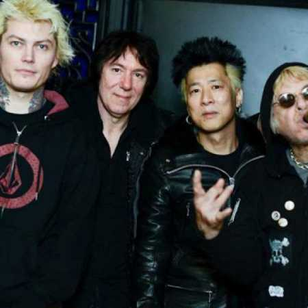 UK Subs + support: TV Smith
