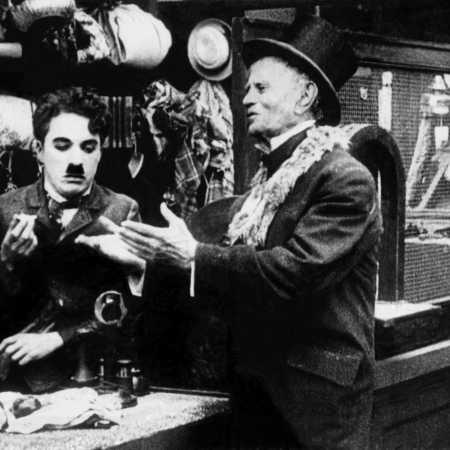 Chaplin, rok třetí I