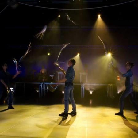Žonglování pro pokročilé