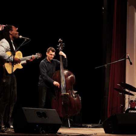 Femi Temowo Trio