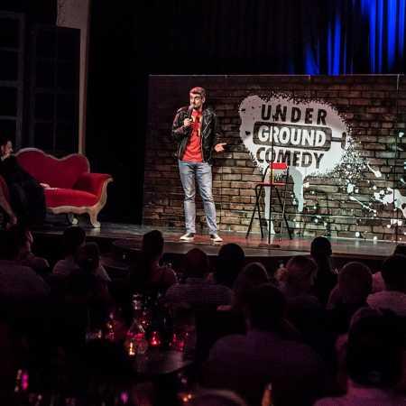 The Best of Underground Comedy