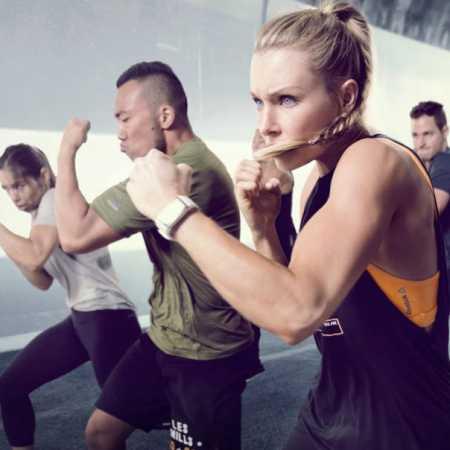 Bodycombat, Grit a Bodybalance