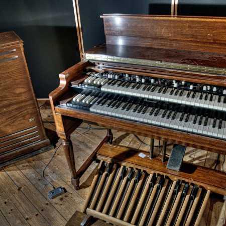Tribute to Hammond Organ Masters