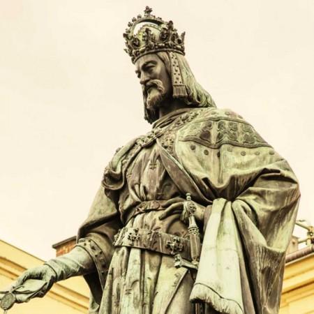 Po stopách krále Karla IV.