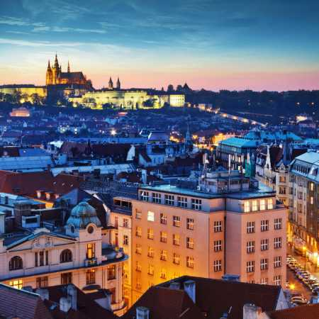 Future Port Prague – Future of Business konference & networking