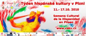 Týden hispánské kultury v Plzni - OCT 2010
