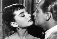 Audrey Hepburn v Praze