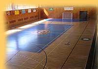 Sportovní hala Skalná, Skalná