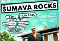 Šumava Rocks 2012 odstartuje již tuto sobotu