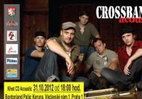 Crossband pokřtí album v Bontonlandu