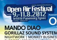 Open Air Festival v Panenské Týnci začne už za pár dní. Proč vyrazit podle našich čtenářů právě tam?