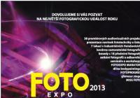 FOTOEXPO 2013 - veletrh a festival současné fotografie