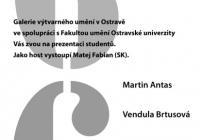 Ostravská fakulta umění představí výtvarné talenty