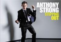 Jazzová hvězda Anthony Strong zazáří na Festivalu swingové hudby