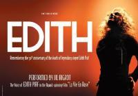 Představení Edith The Show přiveze do Prahy a Brna atmosféru Montmartru a vzpomínky na královnu šansonu Edith Piaf