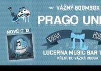 Prago Union pokřtí zítra v Lucerna Music Baru novou desku Vážná hudba