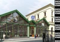 Shooting fashion stars se tentokrát představí v prostoru klasicistní haly Masarykova nádraží