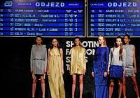 Devátý ročník Shooting Fashion Stars rozzářil Masarykovo nádraží