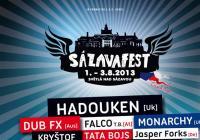 Hadouken přijedou na Sázavafest 2013