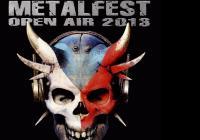 Metalfest prozradil časový program