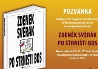 Literární novinky - autogramiáda Zdeňka Svěráka či křest knížky pro děti