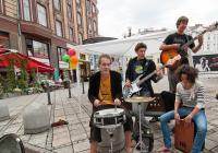 Festival v ulicích oživí během Colours centrum Ostravy