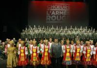 Rudoarmějci, proslulý ruský armádní sbor se představí českému publiku