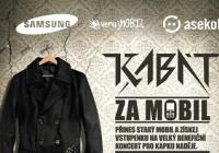 Skupina Kabát chystá 12. prosince koncert v O2 Aréně. Za starý mobil dostanete lístek zadarmo!