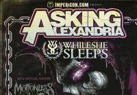 Asking Alexandria vystoupí v Roxy