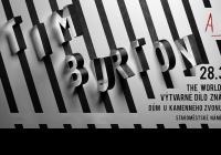 Režisér Tim Burton předvede Praze svůj svět