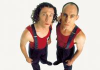 Legendární komici The Umbilical Brothers vystoupí poprvé vČeské republice