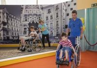 Interaktivní výstava Moje cesta nabízí nahlédnutí do každodenního života handicapovaných