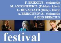 Poslední koncert Dua Brikcius završil rozsáhlý hudební festival