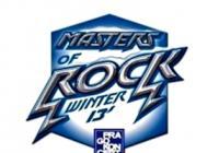 Masters Of Rock zahřeje metalisty i v zimě