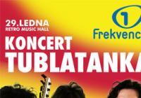 Tublatanka pokřtí výběrové album v Praze