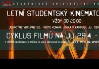 Letní studentský kinematograf pod taktovkou Rádia K2