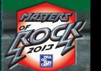Masters of Rock nabízí slušnou porci metalu