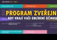 Program Colours je venku