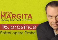 Hvězda Metropolitní opery Štefan Margita vystoupí ve Státní opeře