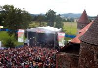 Hrady CZ lákají na ověřené české kapely
