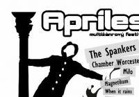 Jaro a tedy i multižánrový festival Apríles 2013 se blíží