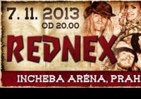 Švédská poprocková skupina REDNEX potěší své fanoušky a vystoupí 7. listopadu v pražské Incheba Aréně
