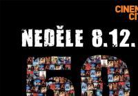 V neděli 8.12. se v Cinema City promítá jen za 70 Kč!