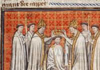 Téma Korunovace završí  cyklus přednášek o středověkém umění