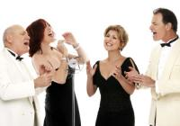 Swingový kvartet Manhattan Transfer rozhoupe pražskou Lucernu
