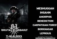 Brutal Assault Festival 2013